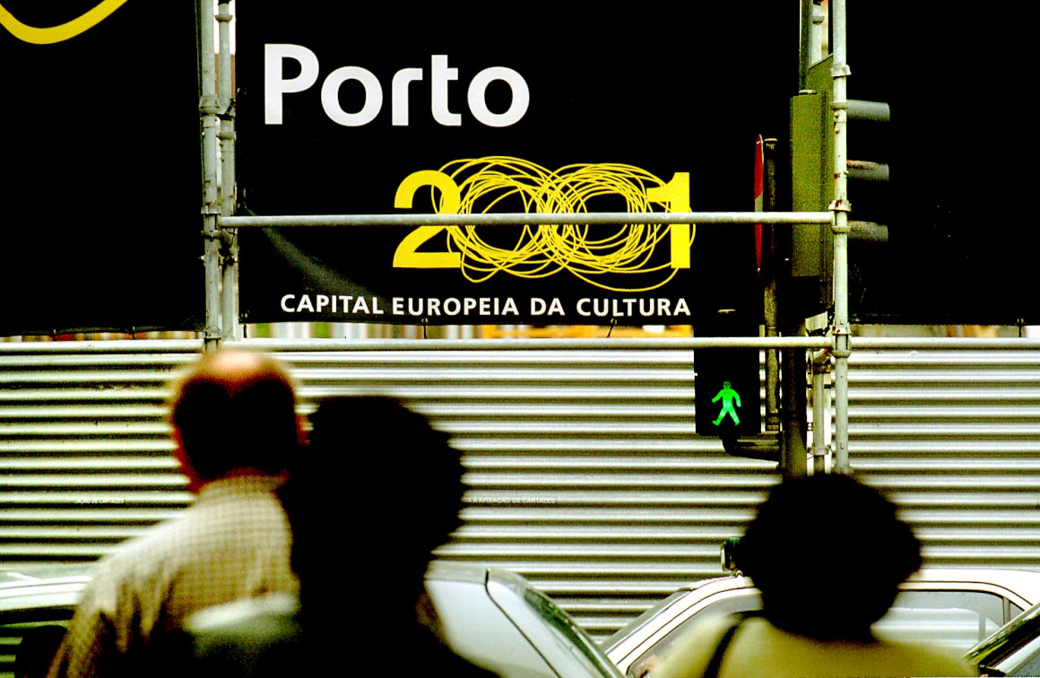 Porto 2001 - Capital Europeia da Cultura
