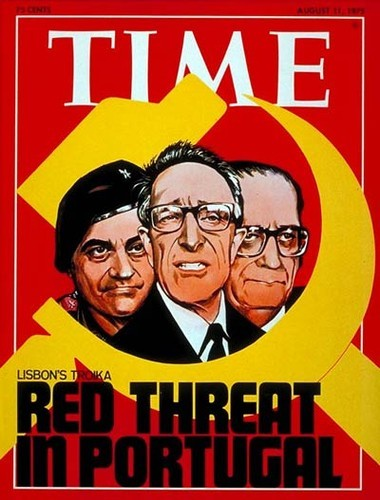 Time - Red Threat in Portugal